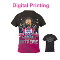 10E4     Branding digital printing premium quality  Short Sleeve Tee shirt