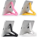 10N03    Printing  Tablet PC IPAD stand, plastic triangle  phone stand