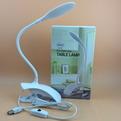 10U04    LED clip lights mini bed head desklamp