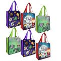 40x45x15(G)GD10A Laminated Tote bag with full color printing