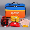 A11     Promotional Car rescue package car first aid kit Emergency Tools