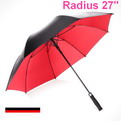 "U09    Radius 27""  straight umbrella"
