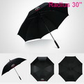 "U13    Radius 30"" Automatic straight golf umbrella"