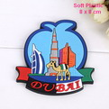 10B1A custom 3D shaped pvc  Fridge Magnets