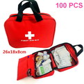 10K3    100 pcs Portable outdoor first aid kit