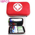 10K6    18 pcs eva p first aid kit