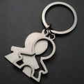 QM65 unique merchandise metal keychain gift